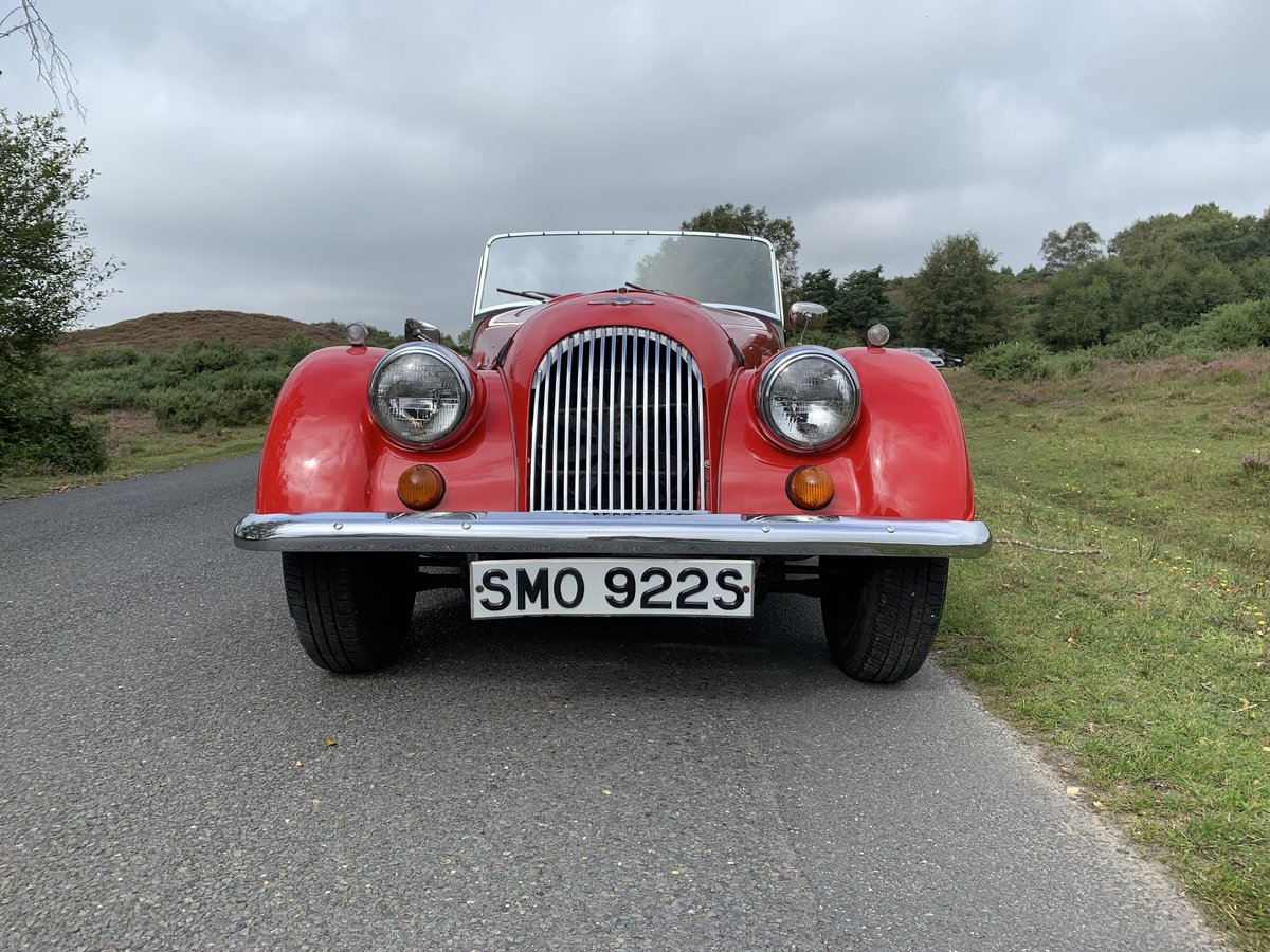 Morgan 4/4 1977 Four Seater For Sale (picture 2 of 6)
