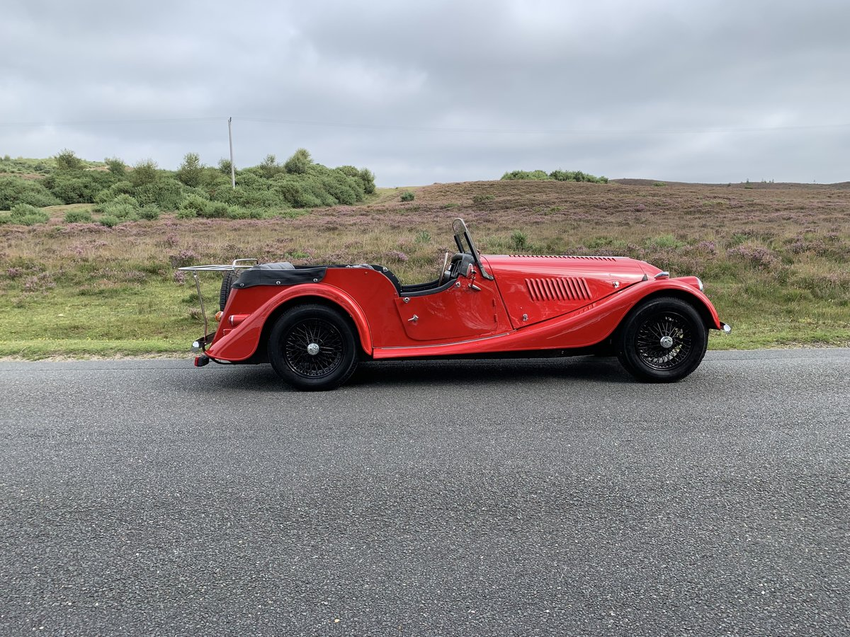 Morgan 4/4 1977 Four Seater For Sale (picture 4 of 6)