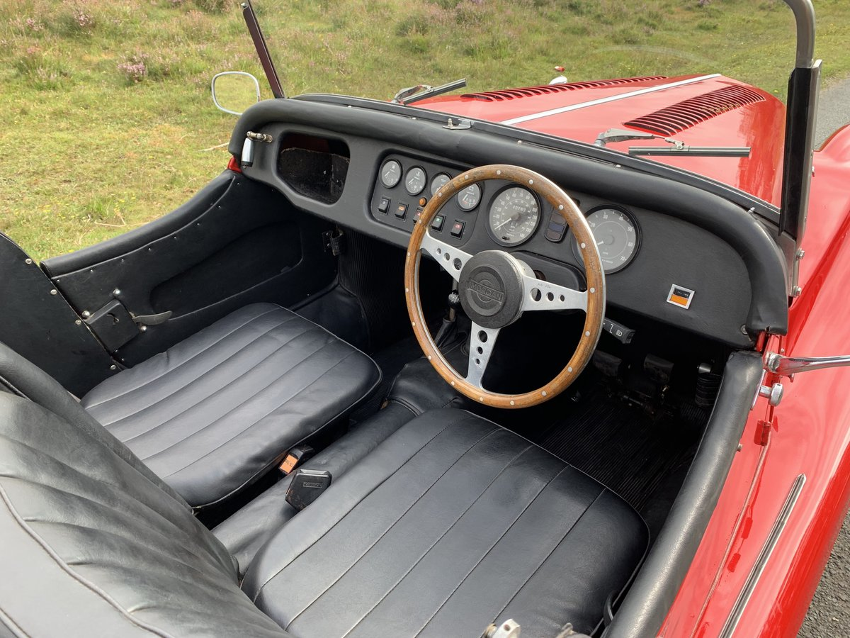 Morgan 4/4 1977 Four Seater For Sale (picture 6 of 6)