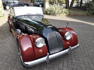 1962 Morgan Plus 4 DHC Original and low mileage For Sale