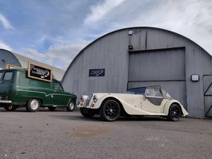 1973 Morgan Plus 8 FIA Papered Race and Road Car For Sale