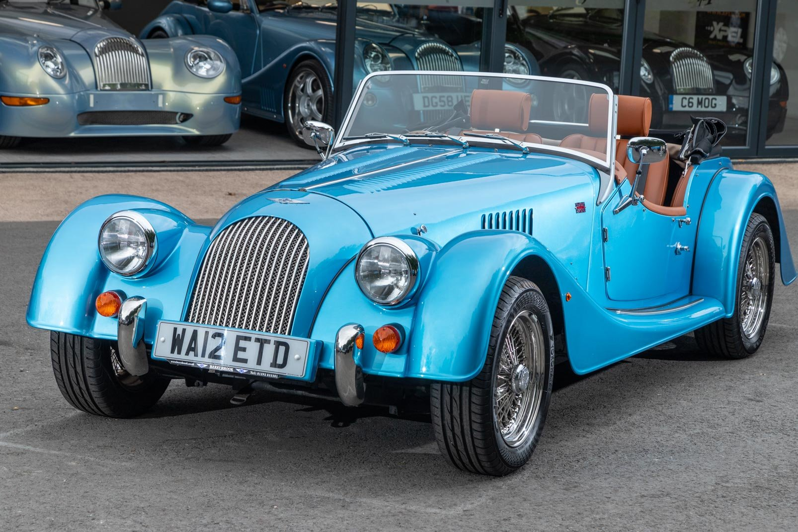2012 Morgan Plus 4 For Sale (picture 2 of 6)