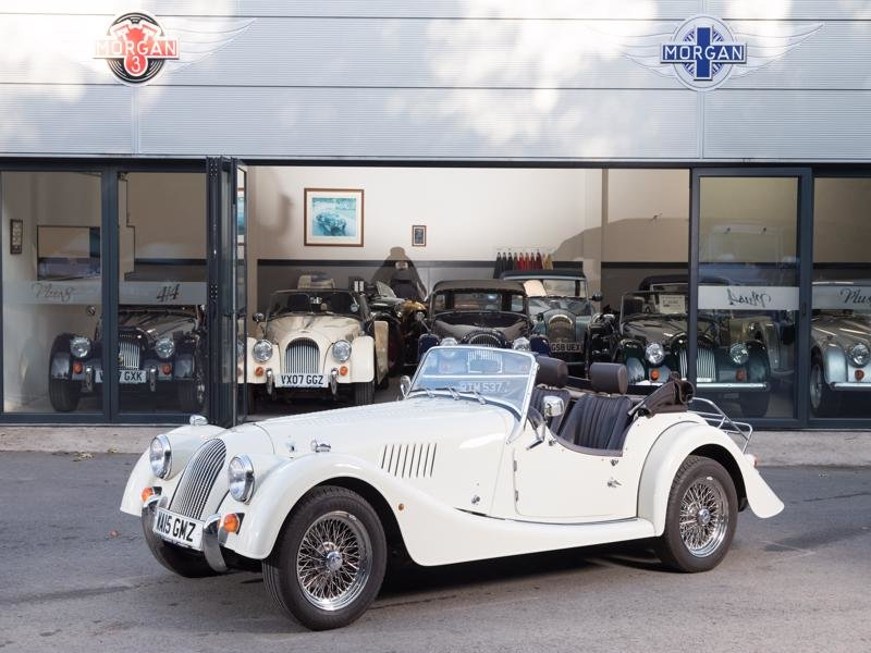 2015 Morgan Plus 4 For Sale (picture 1 of 6)