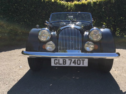 1979 Classic Morgan 4/4 2-seater SOLD (picture 3 of 6)