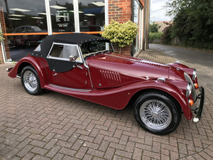 2002 MORGAN 4/4 1.8 LOWLINE (1 owner & just 1,800 miles from new) For Sale