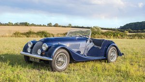 1962 Morgan Plus Four LHD fully restored