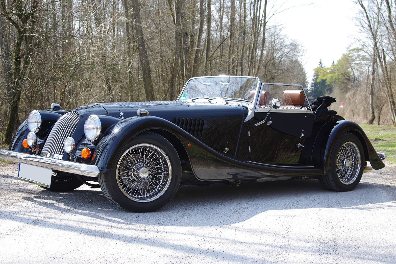 2015 Morgan Roadster 3.7l 1Owner . Full Guarantee*Top*SPECIAL   For Sale (picture 1 of 6)