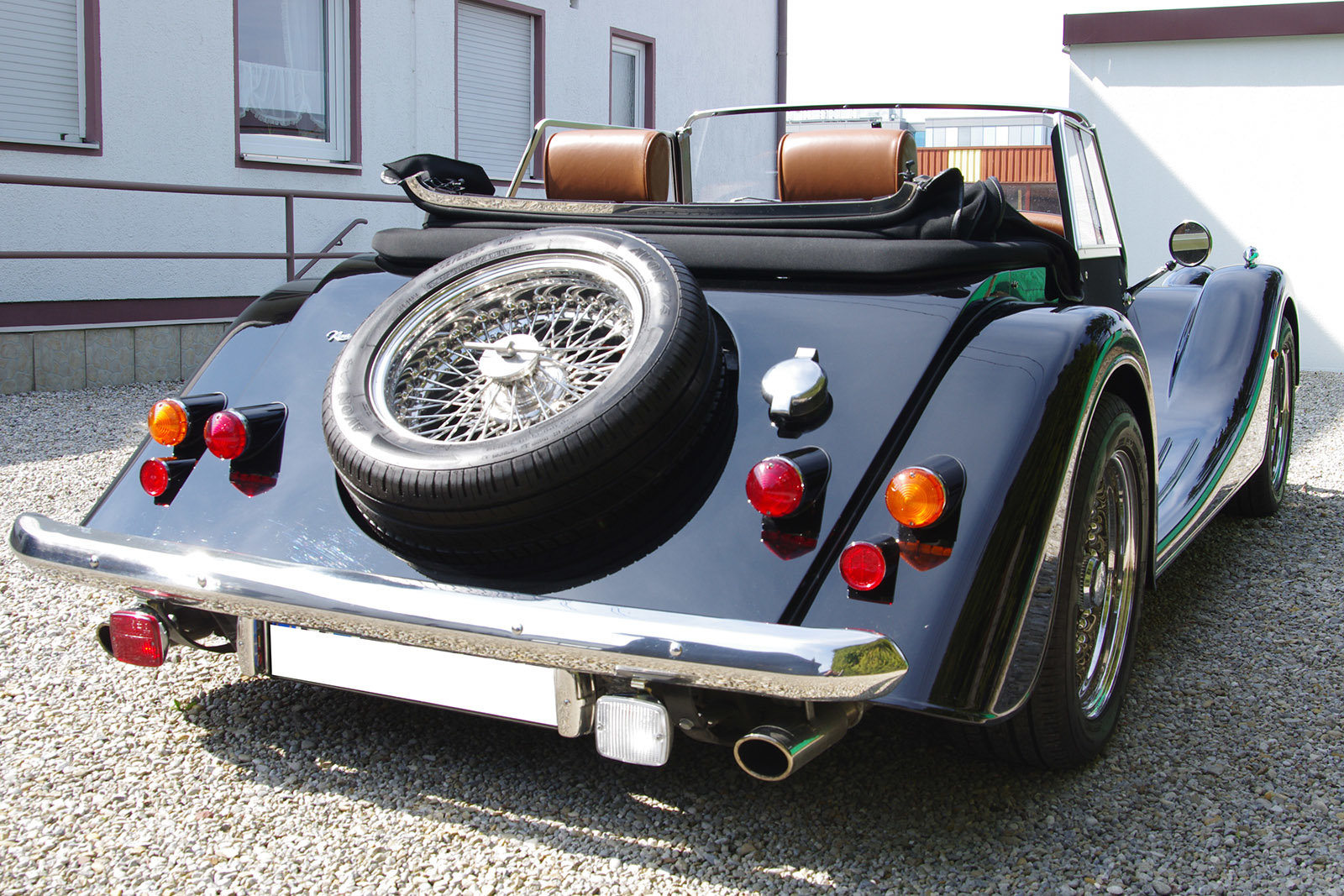 2015 Morgan Roadster 3.7l 1Owner . Full Guarantee*Top*SPECIAL   For Sale (picture 3 of 6)