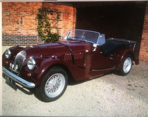 1969 MORGAN 4/4 Tourer  2 OWNERS  LOT: 718 Est (£):14-18,000