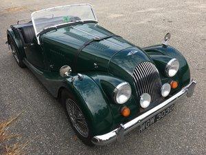 1967 Morgan plus 4 British racin green wire wheels r.h.d.