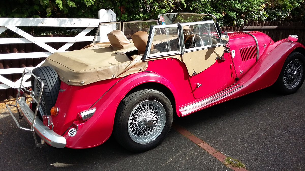 1983 Morgan 4 seater For Sale (picture 1 of 4)