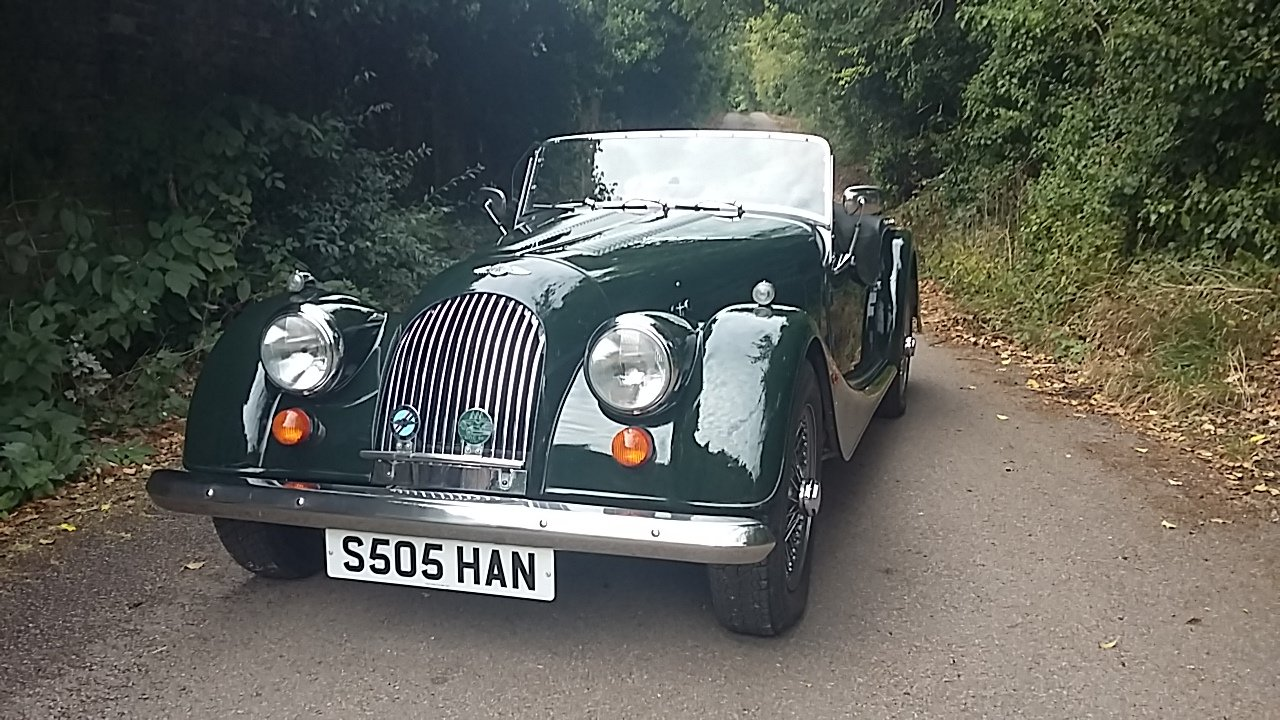 1998 Morgan 4/4 2 Seater SOLD (picture 1 of 5)