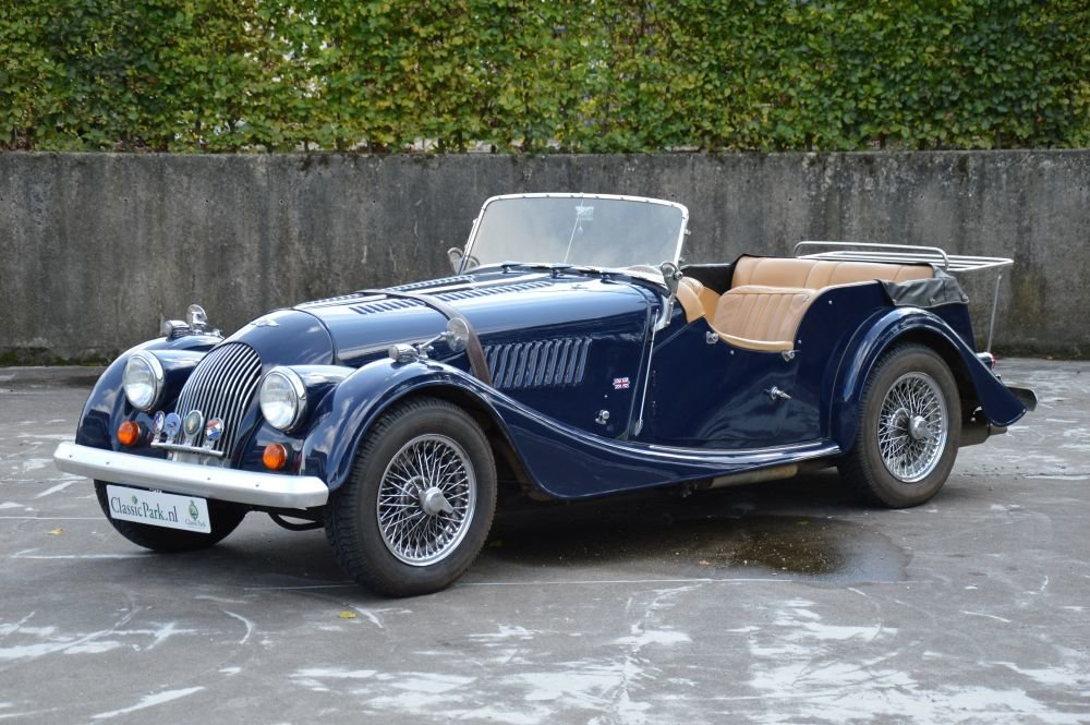 (1062) Morgan 4/4 1600 4 seater - 1980 For Sale (picture 1 of 6)