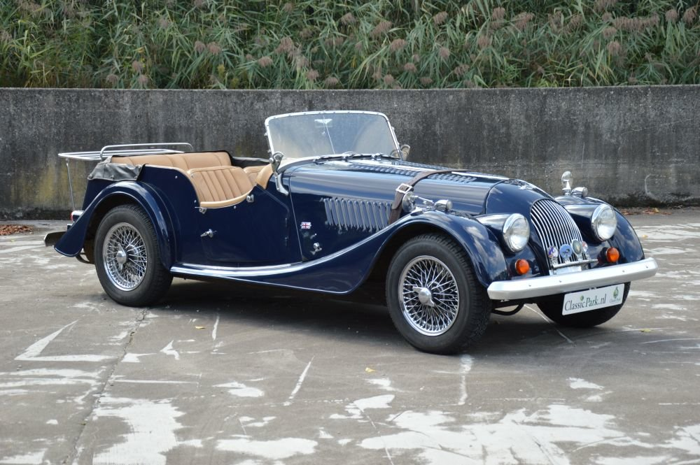 (1062) Morgan 4/4 1600 4 seater - 1980 For Sale (picture 2 of 6)