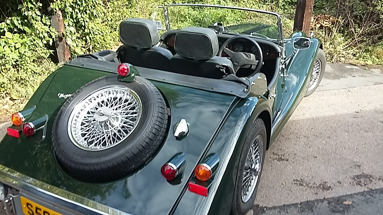 1998 Morgan 4/4 2 Seater For Sale (picture 4 of 5)