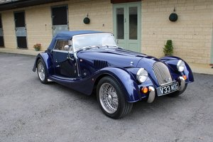 2014  Mdl Morgan Roadster 3.7 tuned – 9,000 miles – £50,950