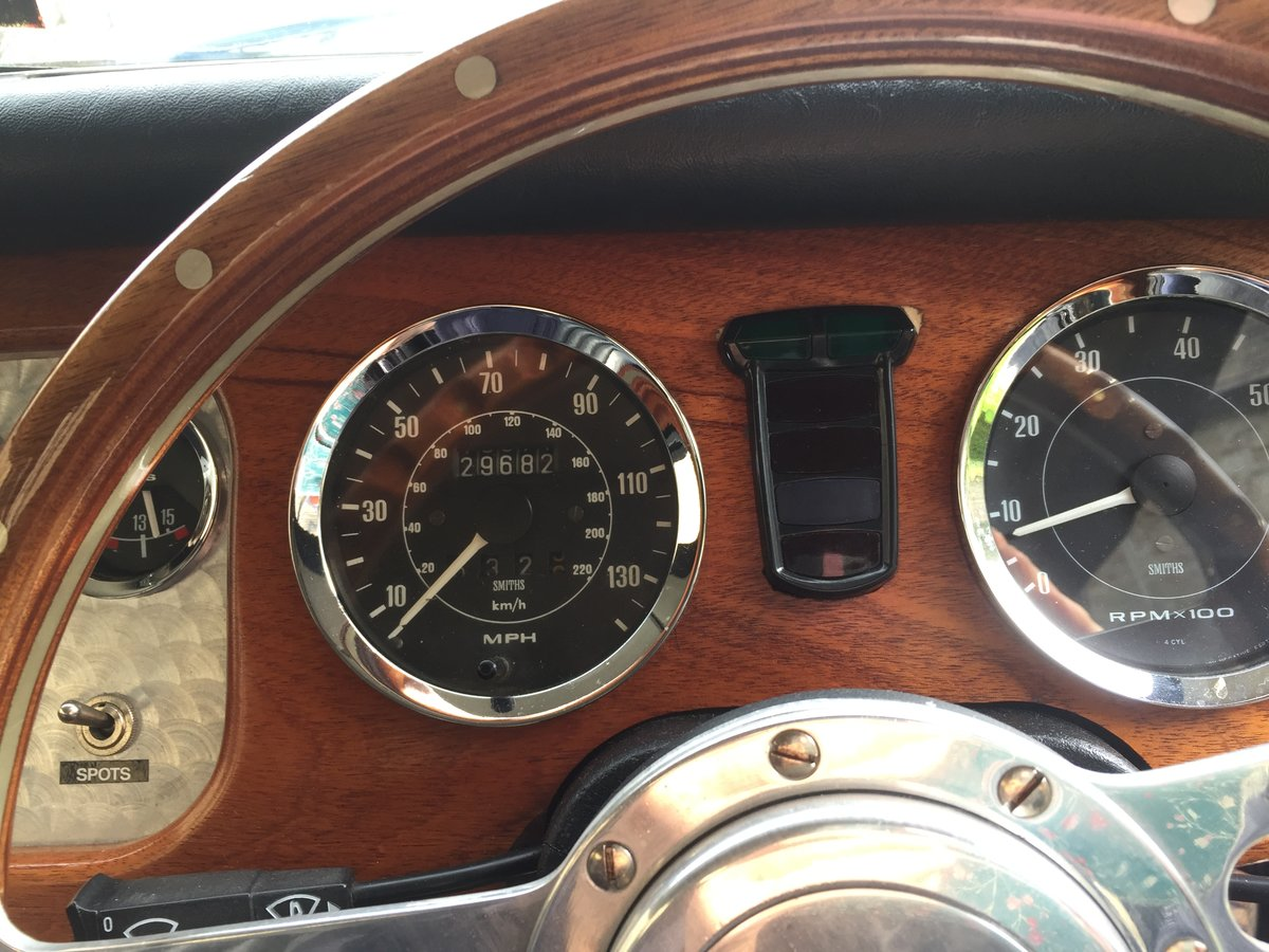 1980 MORGAN 4 SEATER - £16500 SOLD (picture 4 of 6)