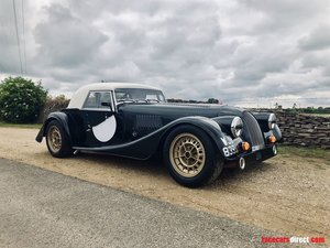 1976 MORGAN +8. FIA race car/track day car For Sale