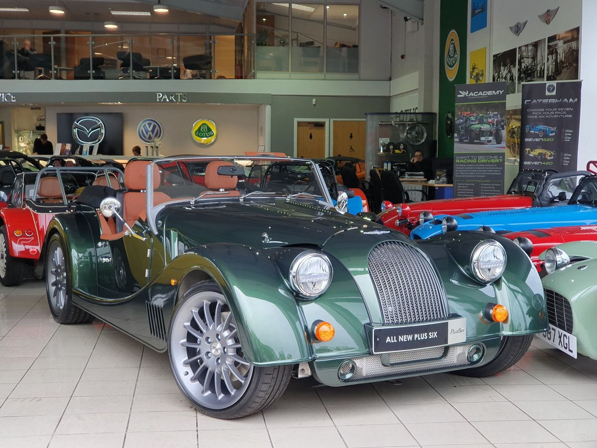 2020 Morgan Plus 6 First Edition For Sale (picture 1 of 6)