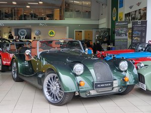 2019 Morgan Plus 6 First Edition
