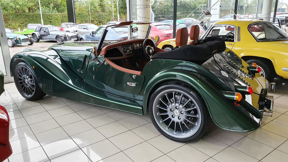 2020 Morgan Plus 6 First Edition For Sale (picture 2 of 6)
