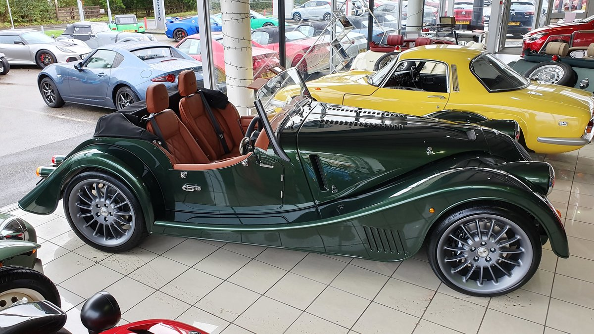 2020 Morgan Plus 6 First Edition For Sale (picture 3 of 6)