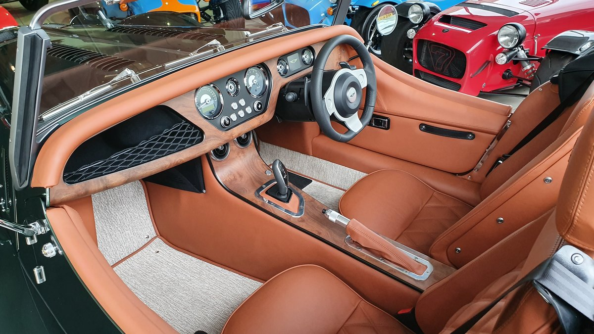 2020 Morgan Plus 6 First Edition For Sale (picture 5 of 6)