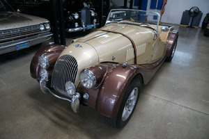 1968 Morgan Plus 4 Roadster matching #'s orig engine