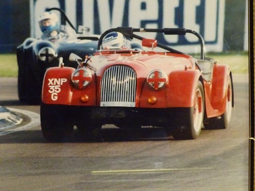 1969 Morgan Plus 8 THE LAWRENCETUNE MORGAN PLUS 8 For Sale (picture 3 of 10)