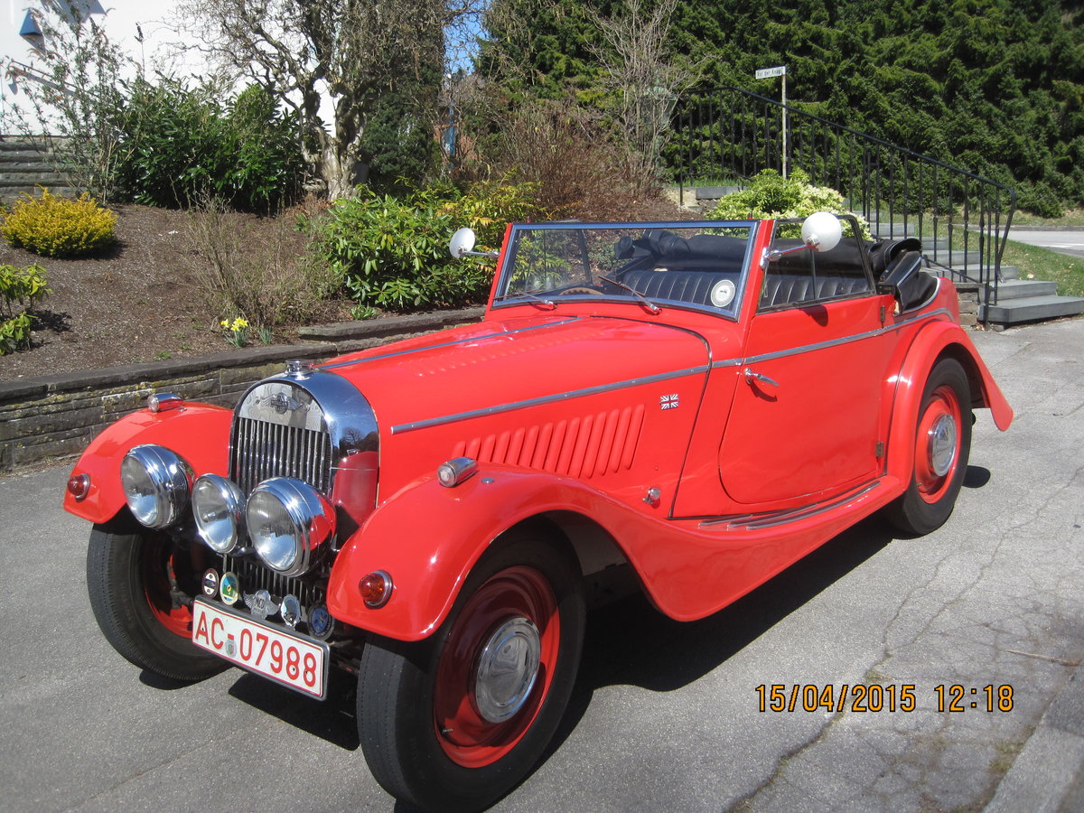 1948 Morgan Series 1 +4 DHC For Sale (picture 1 of 6)