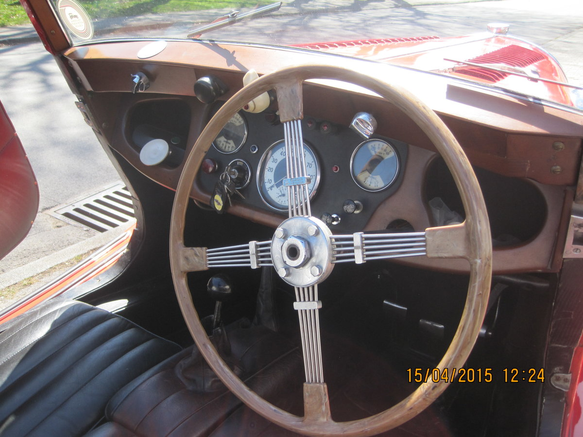 1948 Morgan Series 1 +4 DHC For Sale (picture 6 of 6)