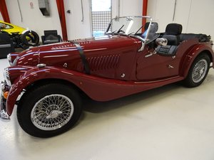 1972  Morgan 4/4 1600 4-Seater