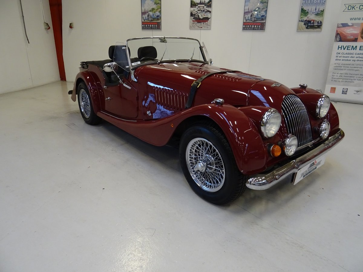 1972 Morgan 4/4 1600 4-Seater For Sale (picture 2 of 6)