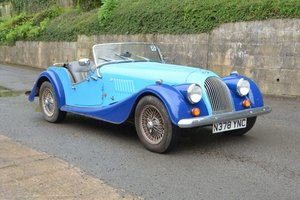 1995 Morgan 4/4 1800 For Sale by Auction