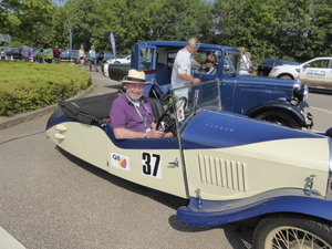 1934 Morgan F-Type Threewheeler For Sale