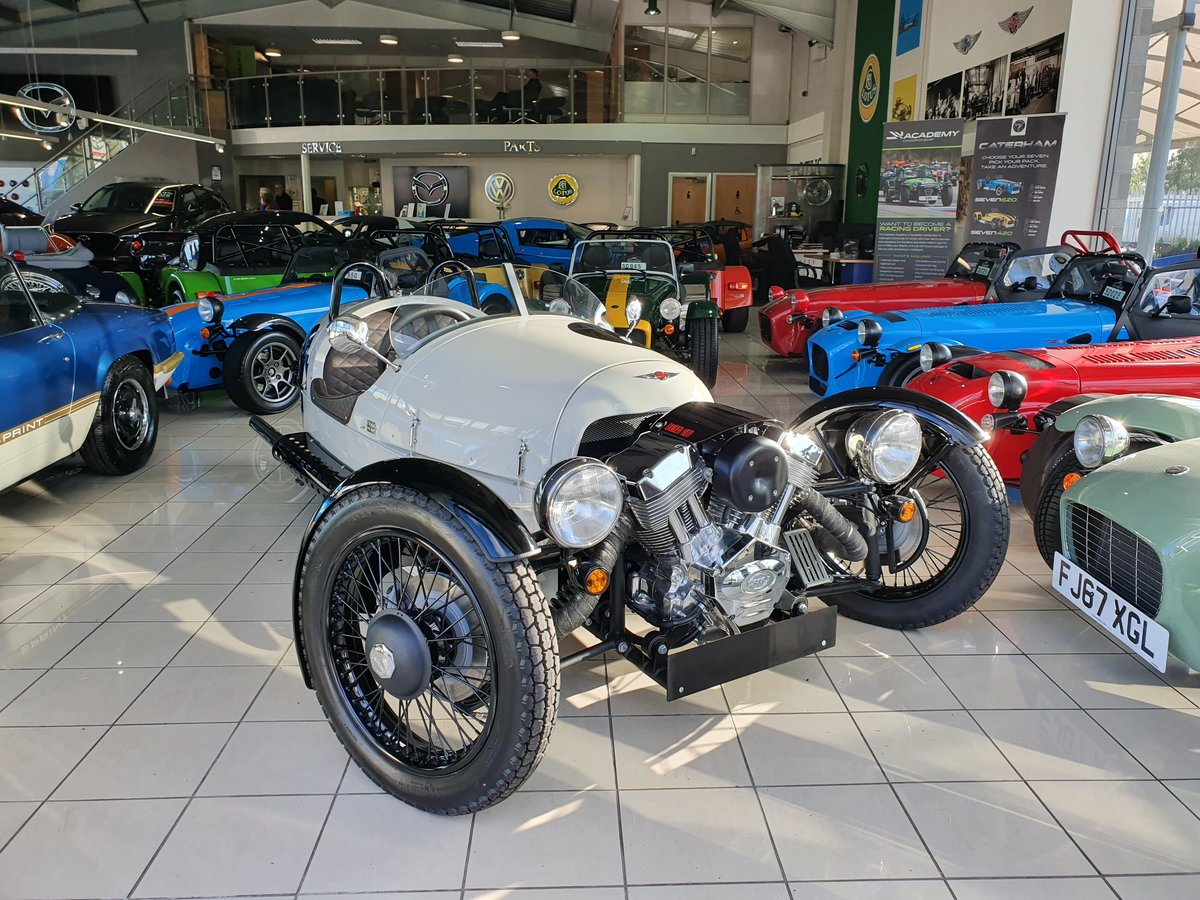 2020 Morgan 3 Wheeler 110th Anniversary  For Sale (picture 1 of 6)