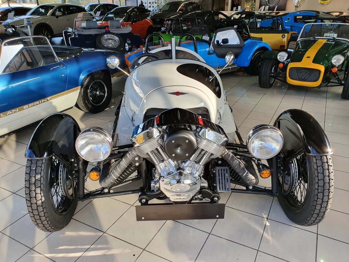 2020 Morgan 3 Wheeler 110th Anniversary  For Sale (picture 2 of 6)