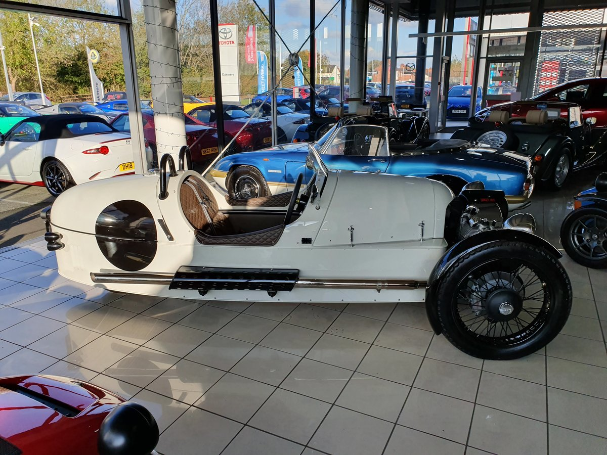 2020 Morgan 3 Wheeler 110th Anniversary  For Sale (picture 3 of 6)