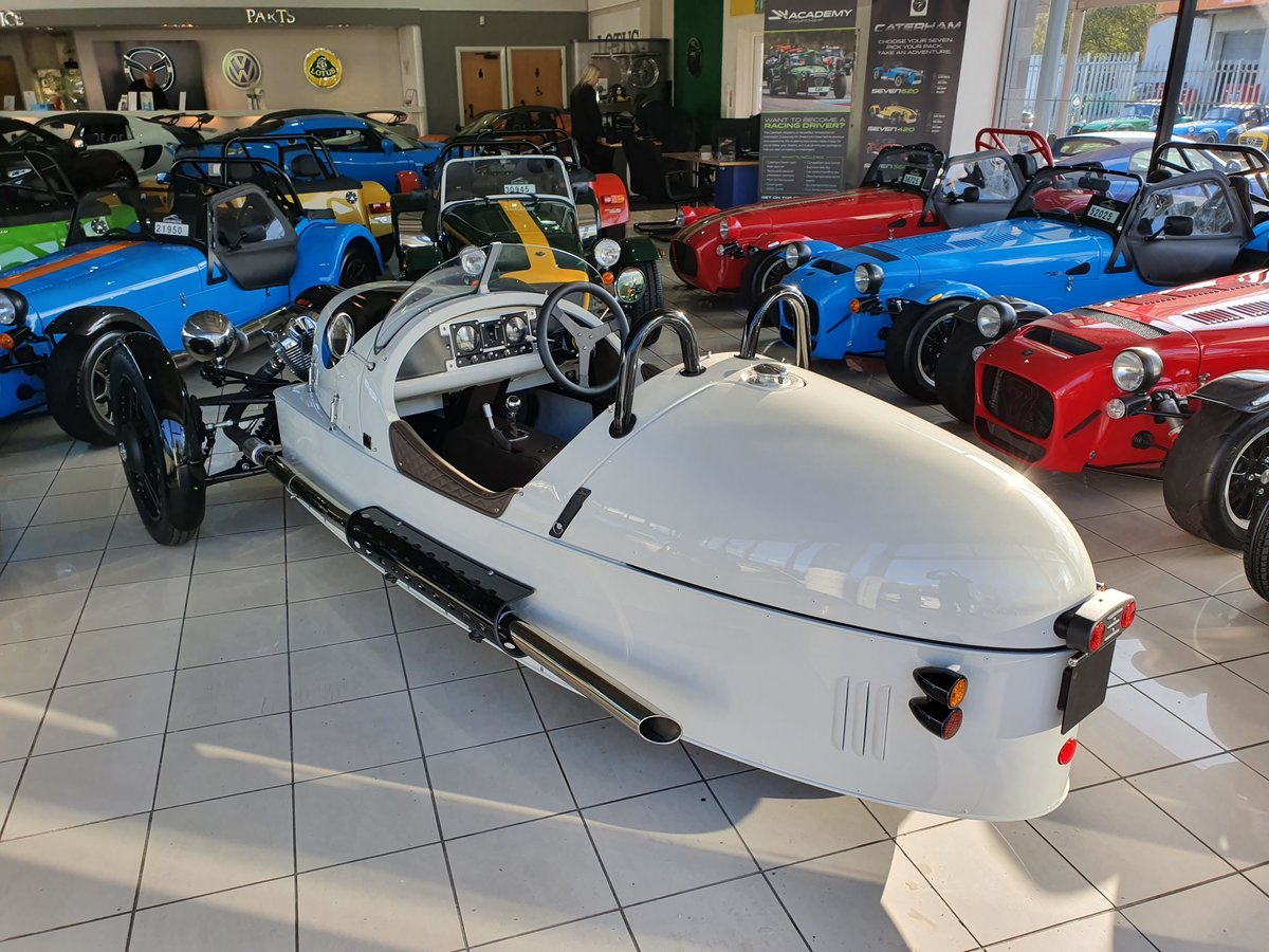 2020 Morgan 3 Wheeler 110th Anniversary  For Sale (picture 6 of 6)