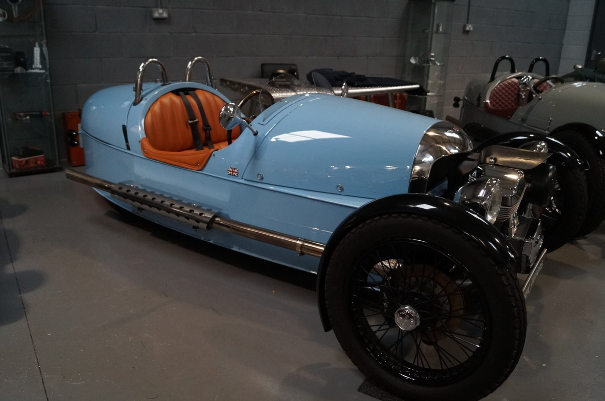 2012 Morgan 3 Wheeler For Sale (picture 1 of 6)