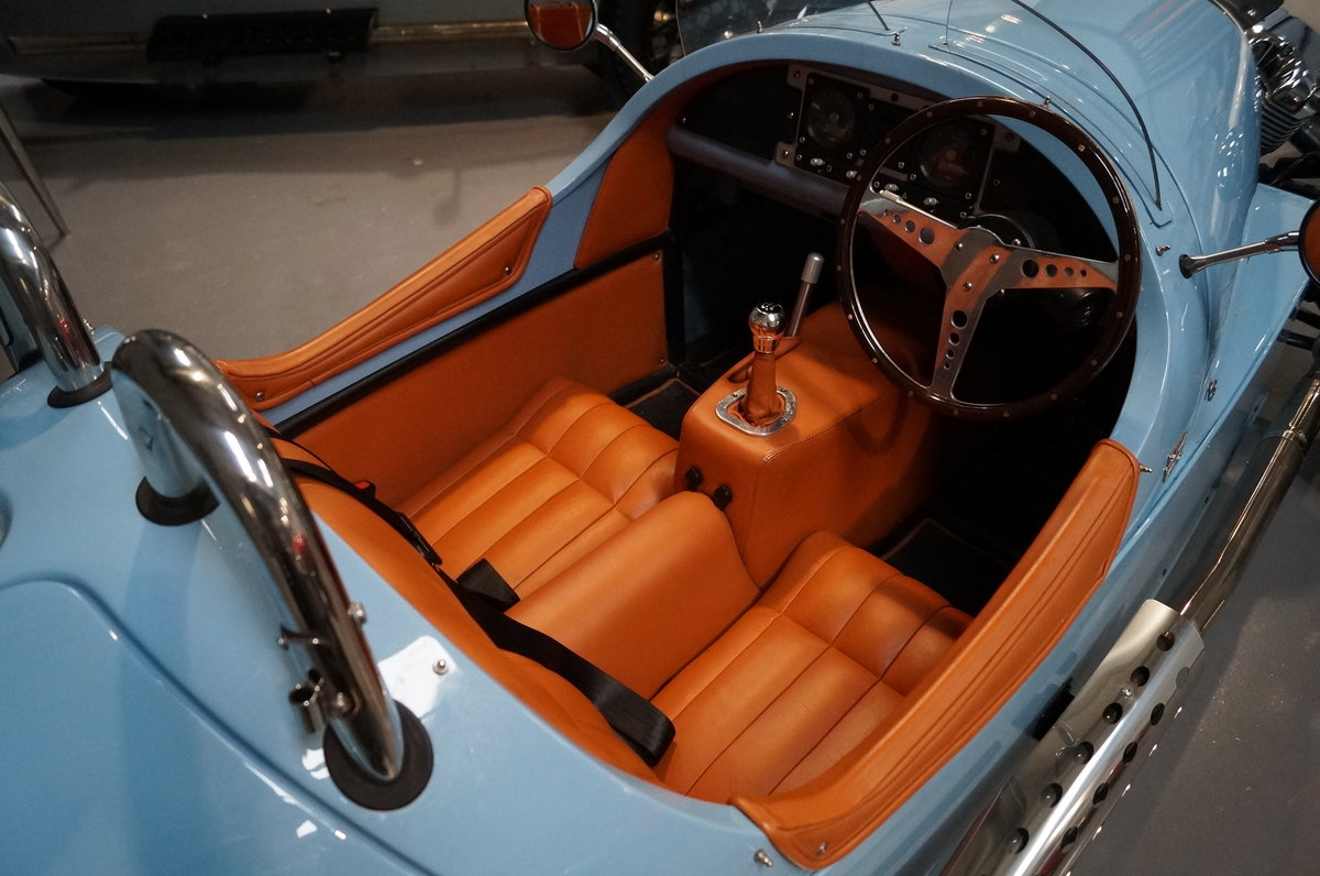 2012 Morgan 3 Wheeler For Sale (picture 3 of 6)