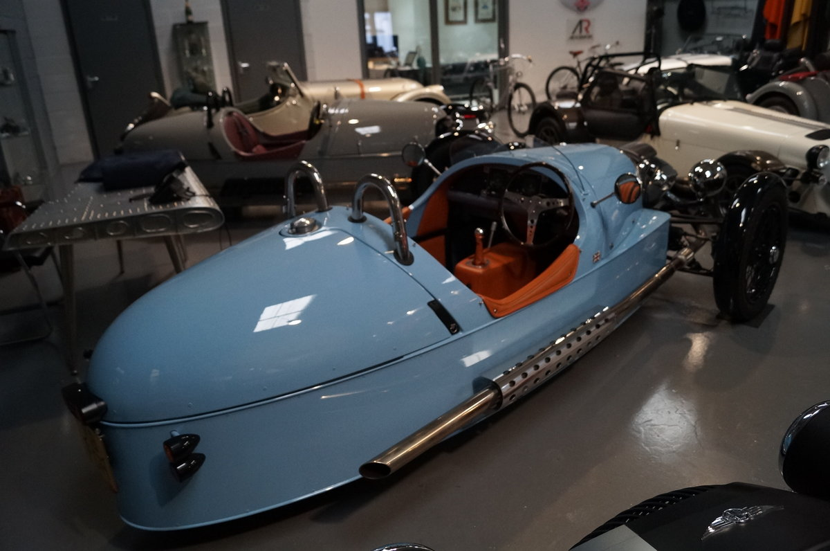 2012 Morgan 3 Wheeler For Sale (picture 5 of 6)