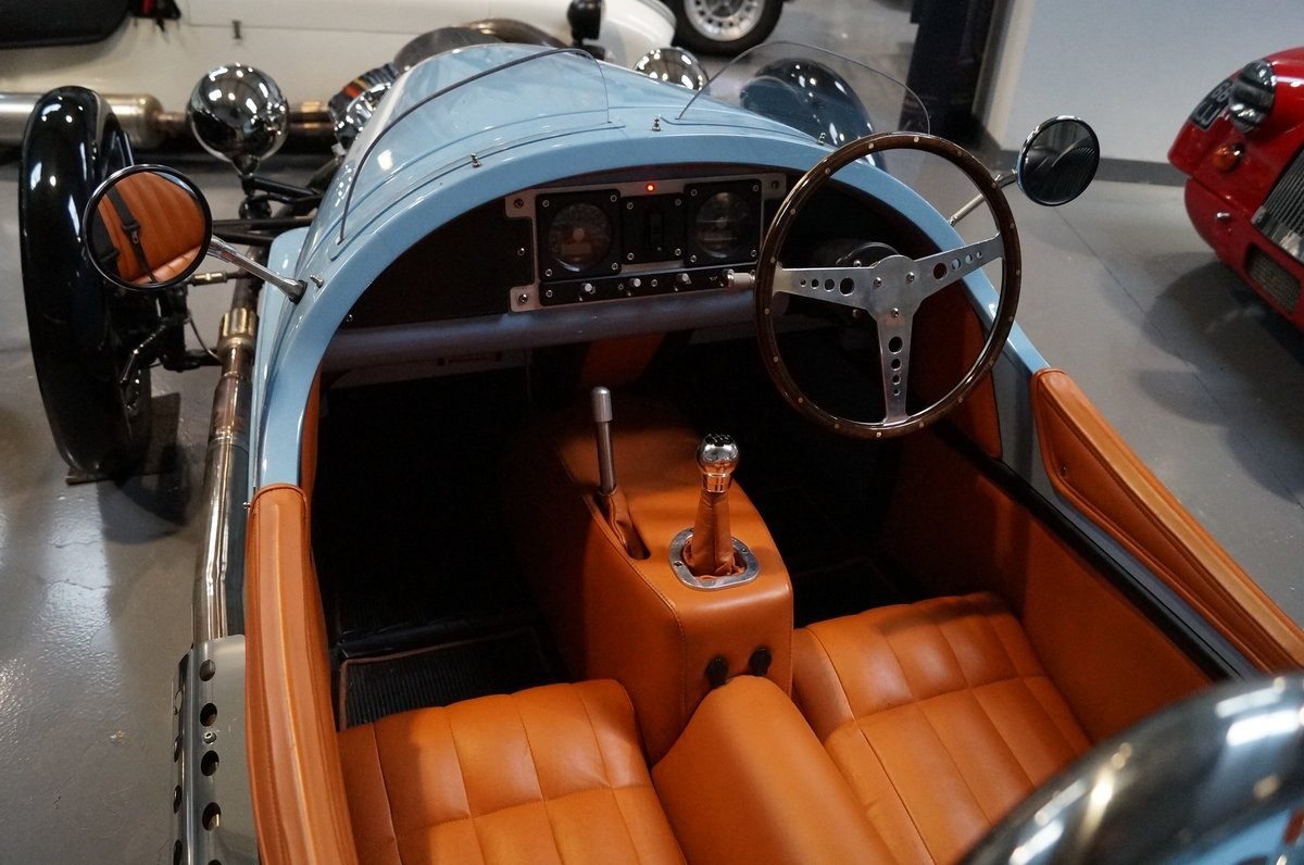 2012 Morgan 3 Wheeler For Sale (picture 6 of 6)