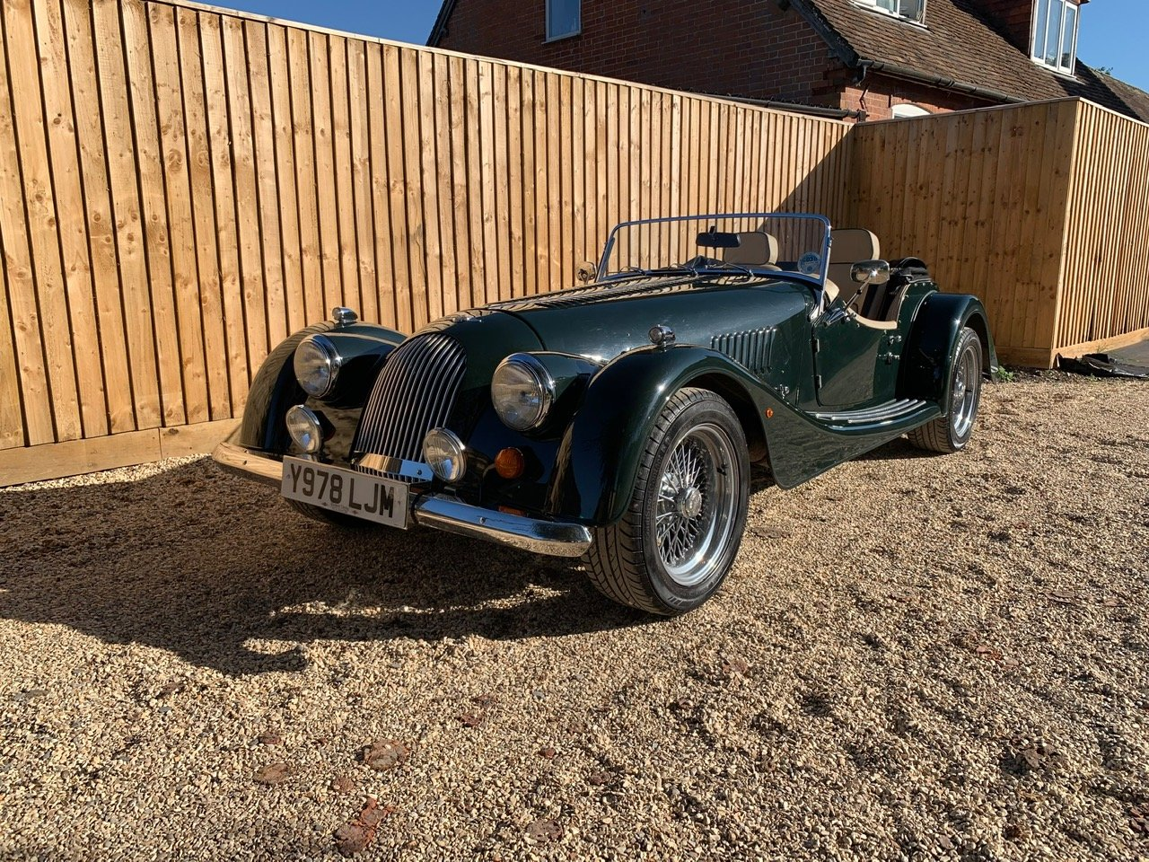 2001 Morgan +8 for sale For Sale (picture 1 of 6)