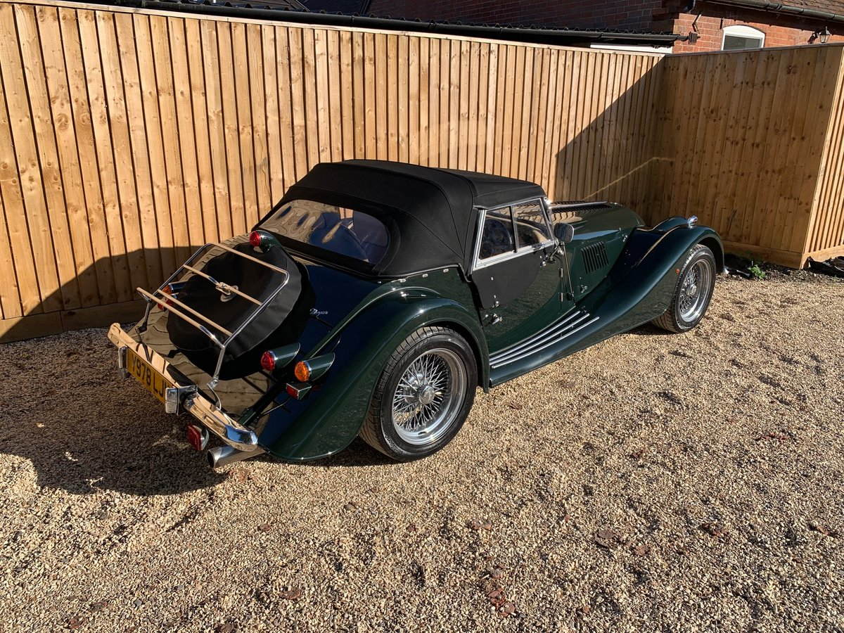 2001 Morgan +8 for sale For Sale (picture 3 of 6)