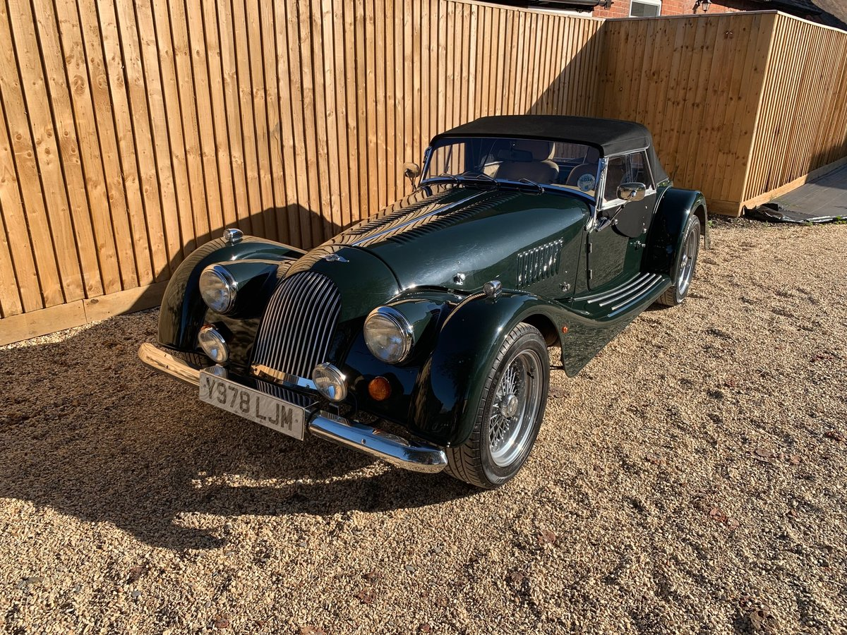 2001 Morgan +8 for sale For Sale (picture 4 of 6)