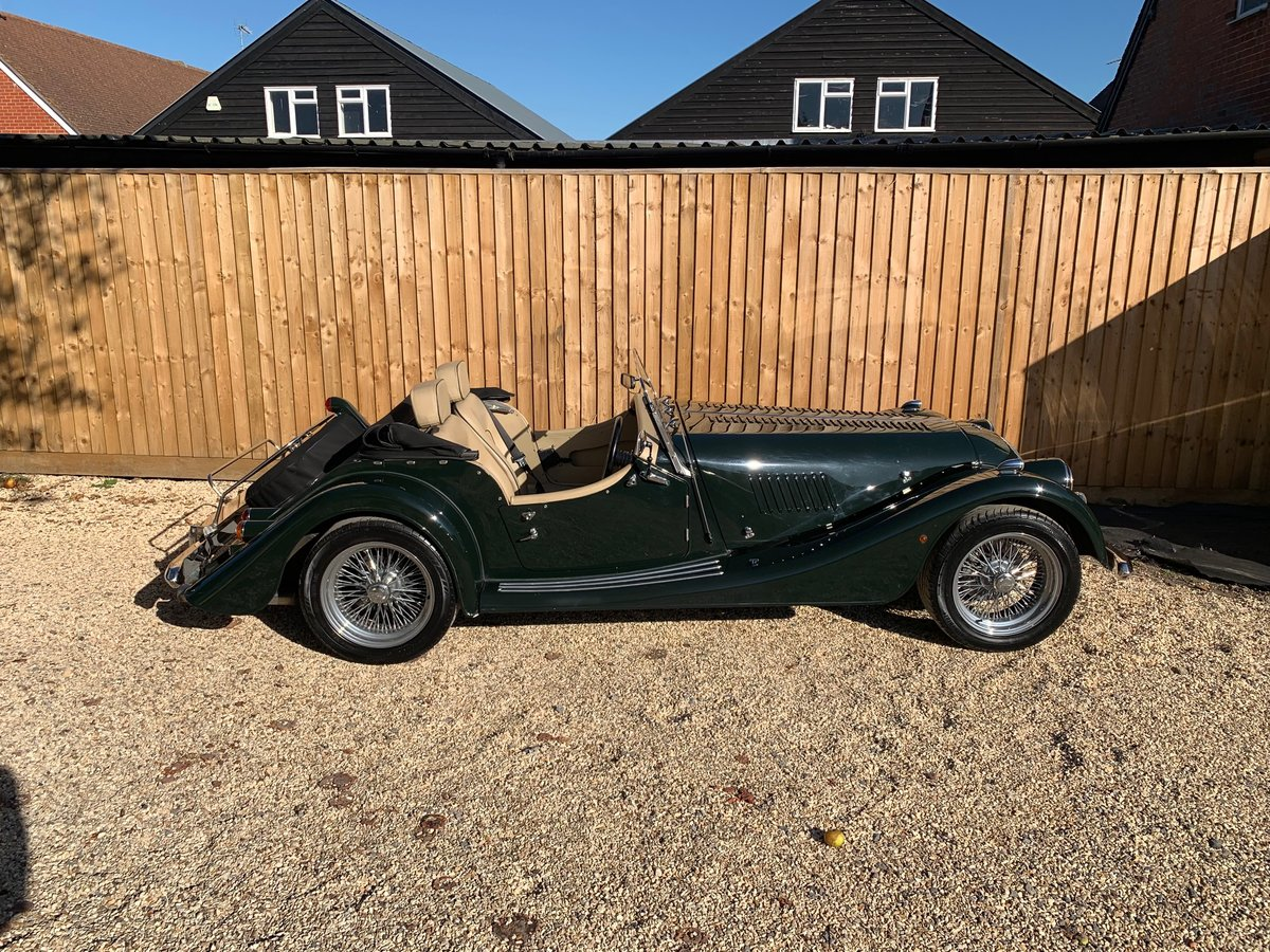 2001 Morgan +8 for sale For Sale (picture 6 of 6)