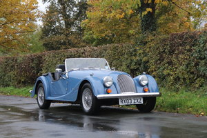 2003 Morgan 4/4 - 16500 miles For Sale