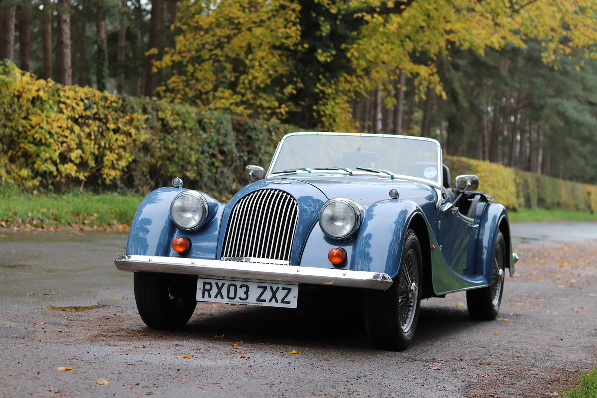 2003 Morgan 4/4 - 16500 miles For Sale (picture 3 of 19)