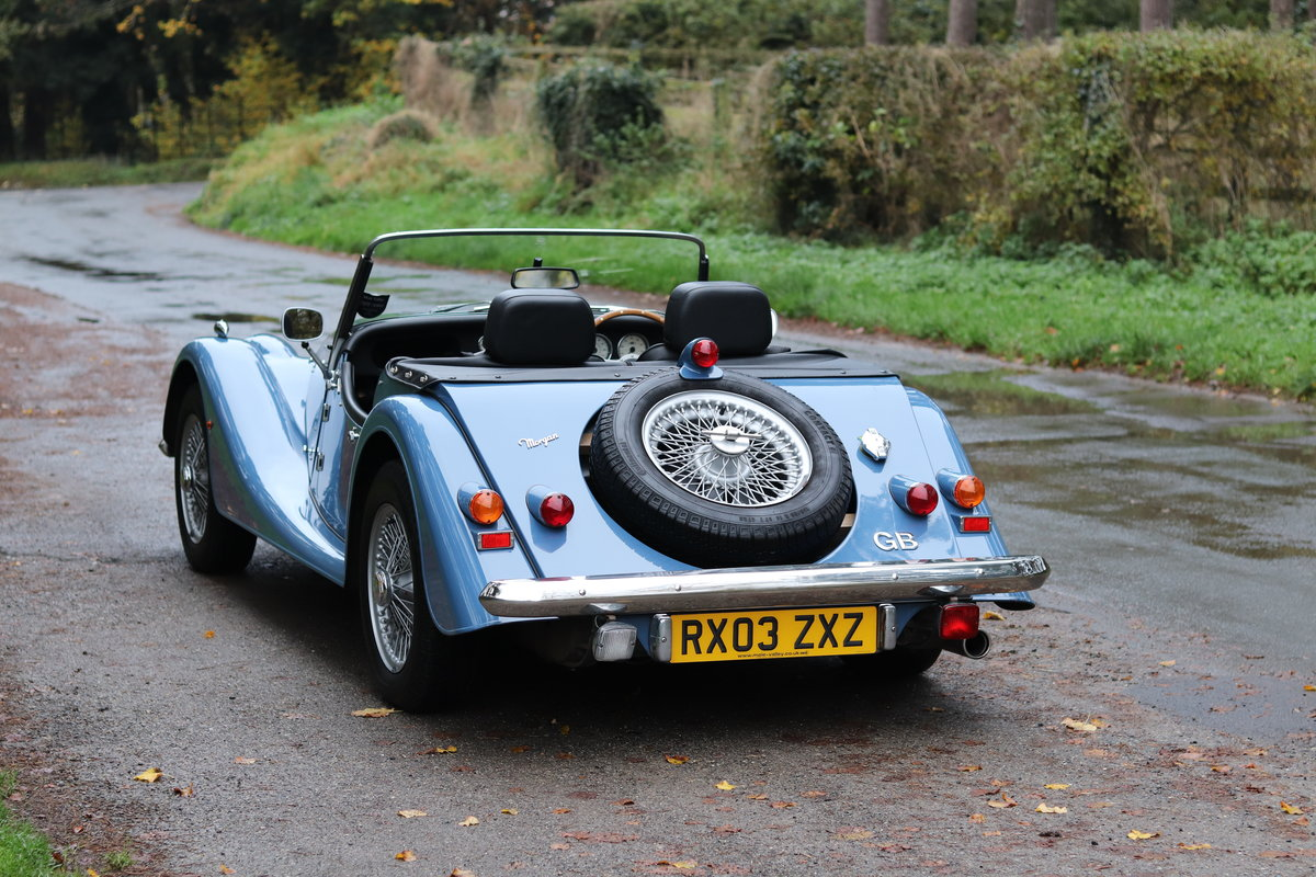 2003 Morgan 4/4 - 16500 miles For Sale (picture 4 of 19)